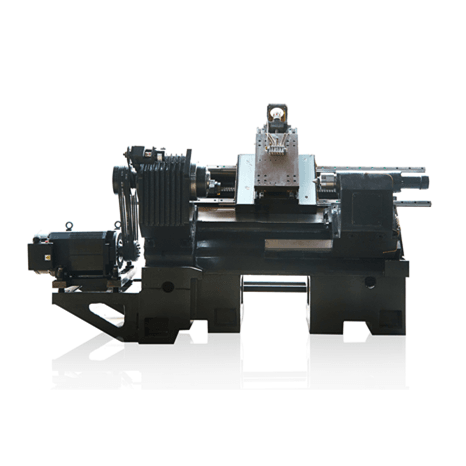 450mm swing over bed CNC lathe –450mm machining length