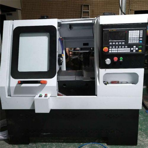 360mm ugoy sa paglipas bed CNC lalik –200mm haba machining