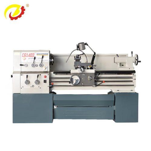 400mm swing მეტი საწოლს სახელმძღვანელო lathe –1500mm machining სიგრძე