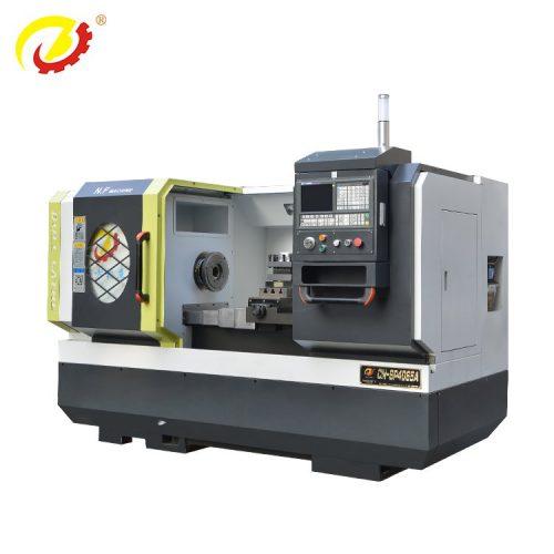 420એમએમ બેડ CNC કાષ્ઠ પર સ્વિંગ –650એમએમ મશિન લંબાઈ