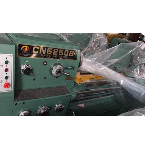 500mm swing over bed saddle manual lathe –1500mm machining length